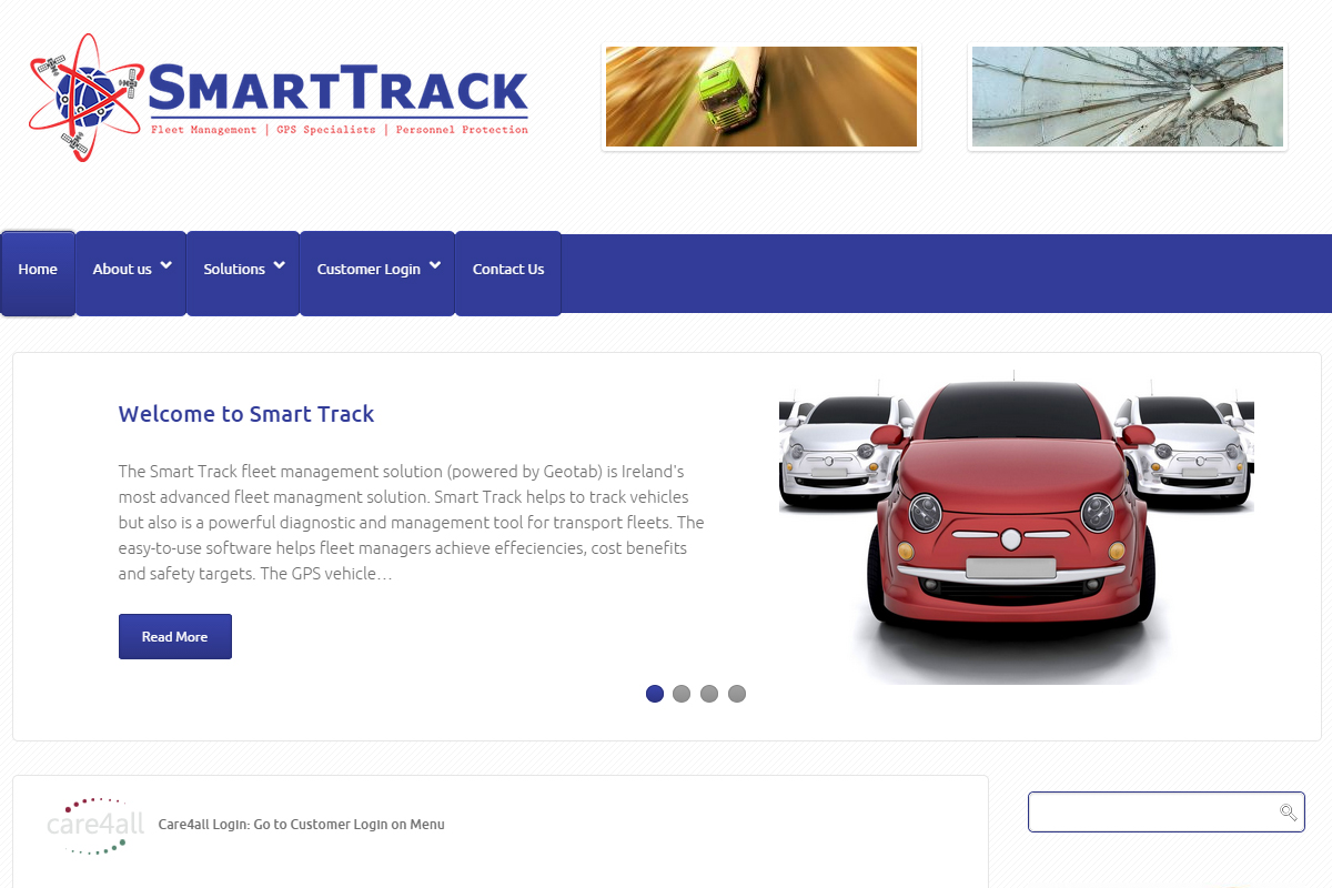 We have been a provider of track & trace products to the Irish marked since 2005.