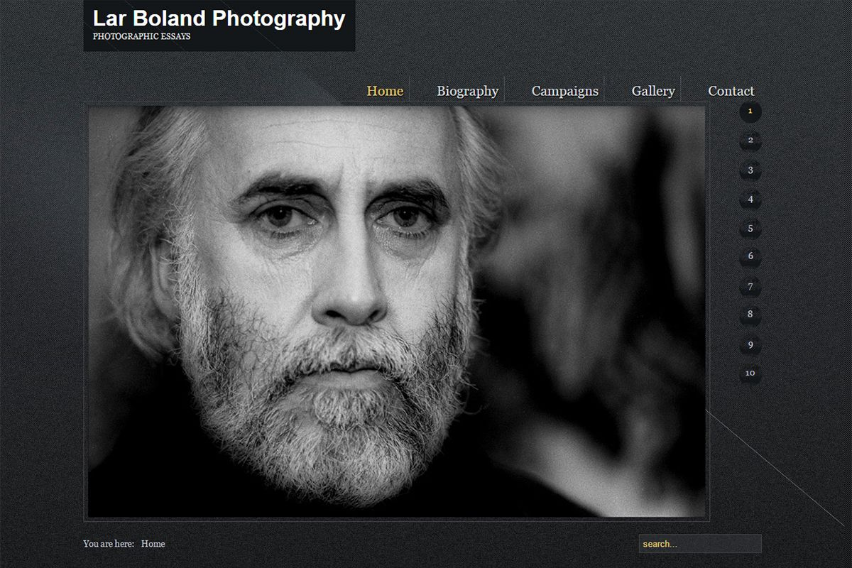 Lar Boland Photography - Photographic Essays