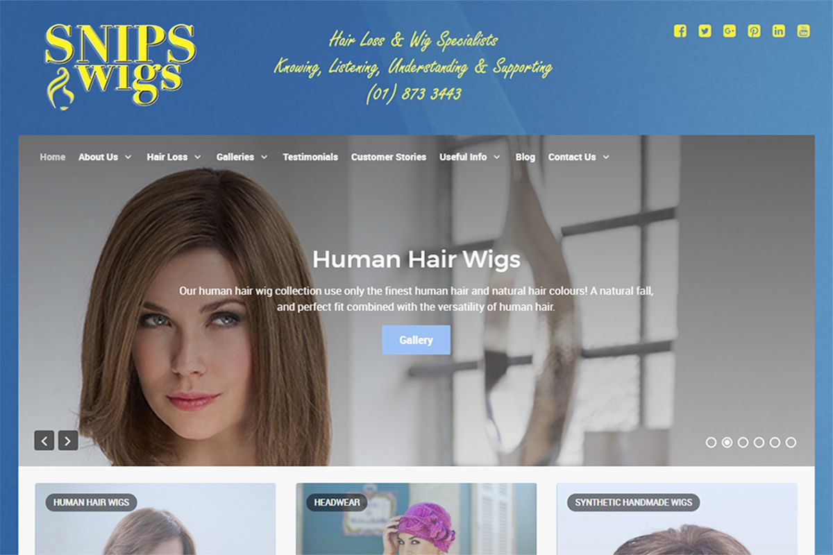 SnipsWigs - Hair Loss & Wig Specialists