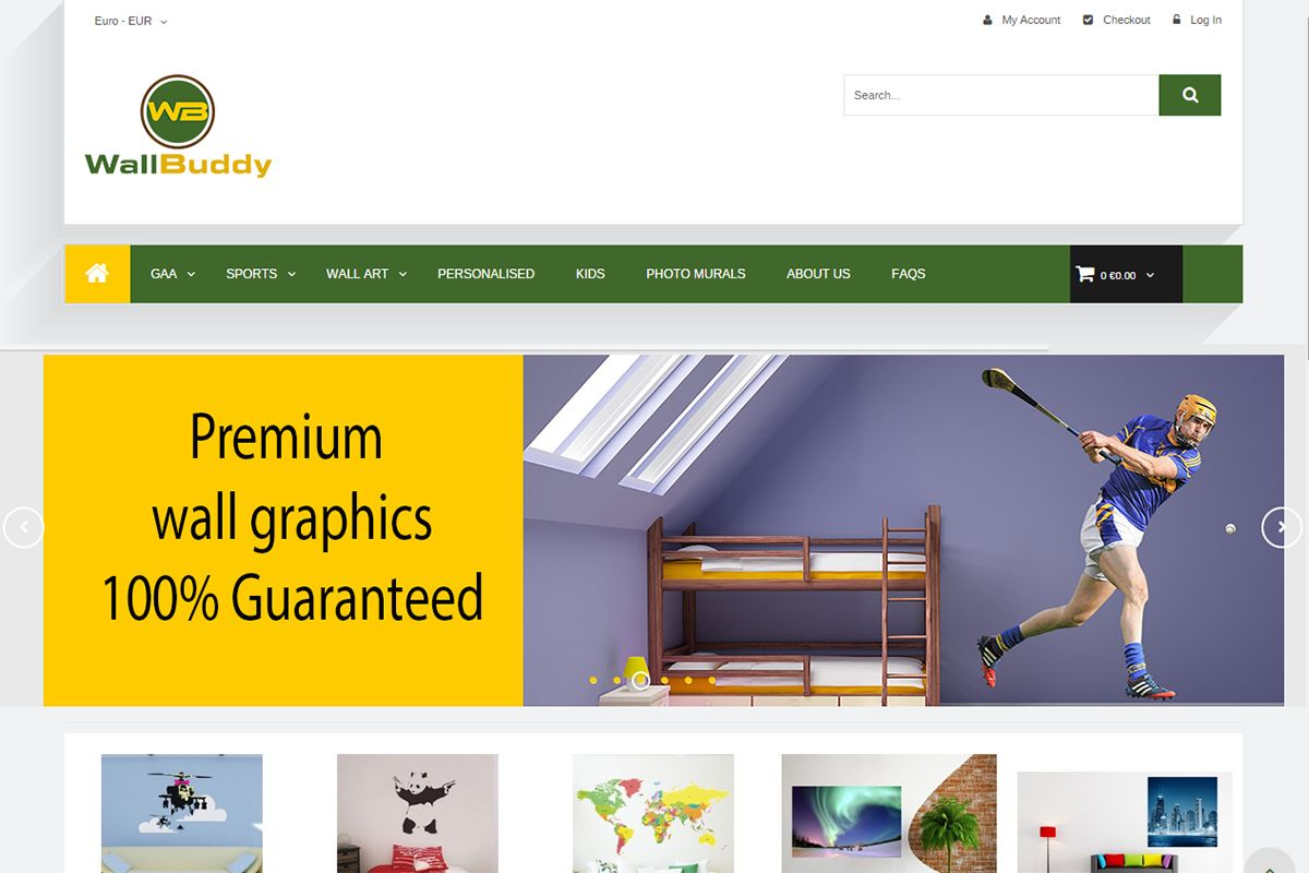 eCommerce Web Sites Gallery