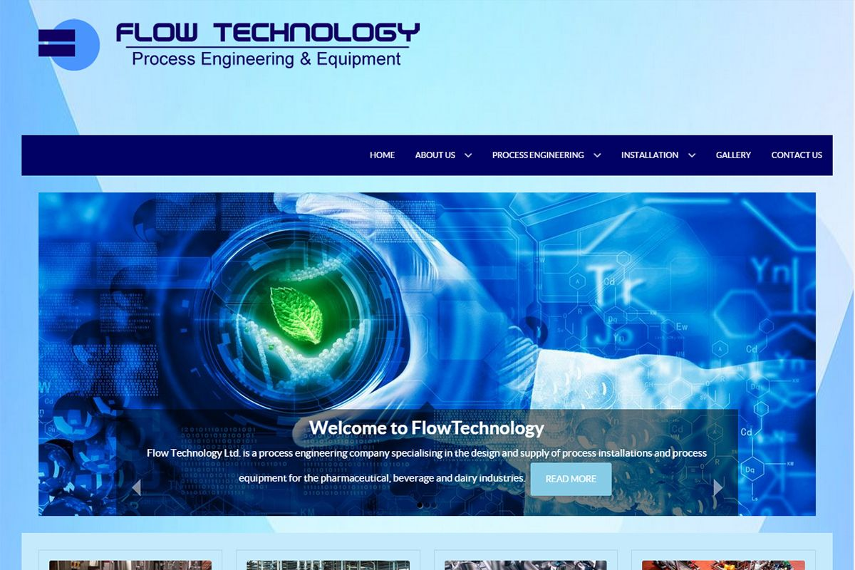 Flow Technology - Process Engineering & Equipment