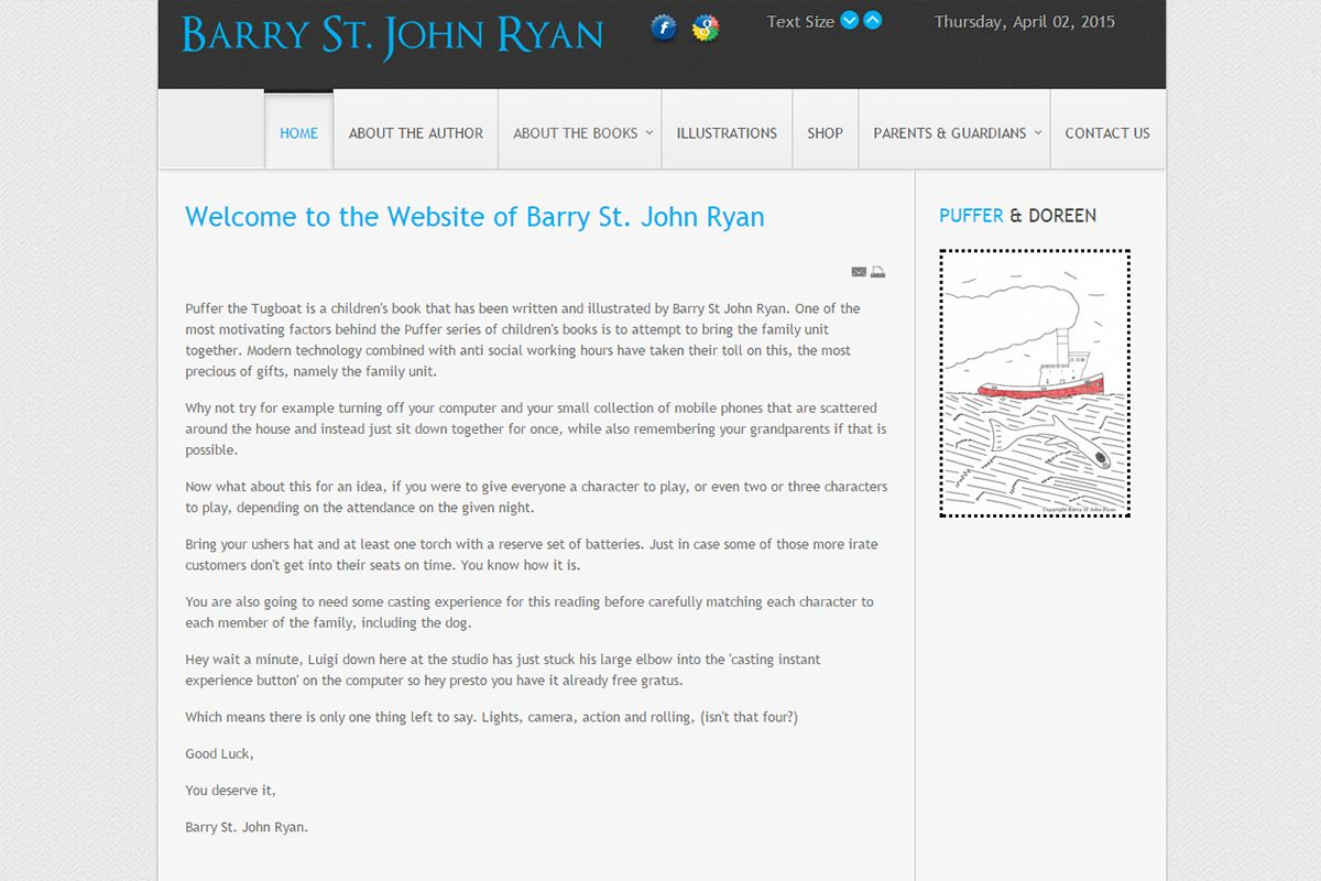 Barry St. John Ryan