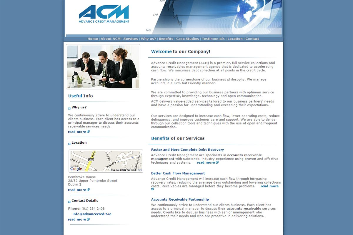 Advance Credit Management