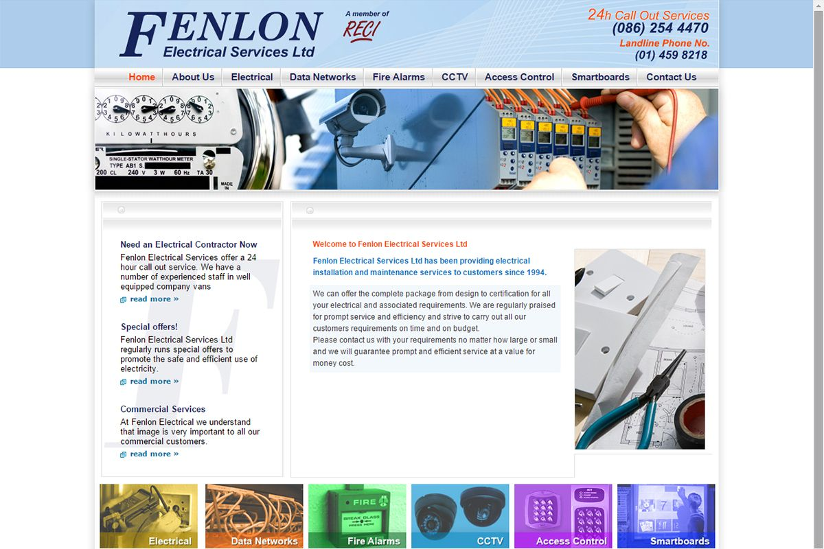Fenlon Electrical Services Ltd.