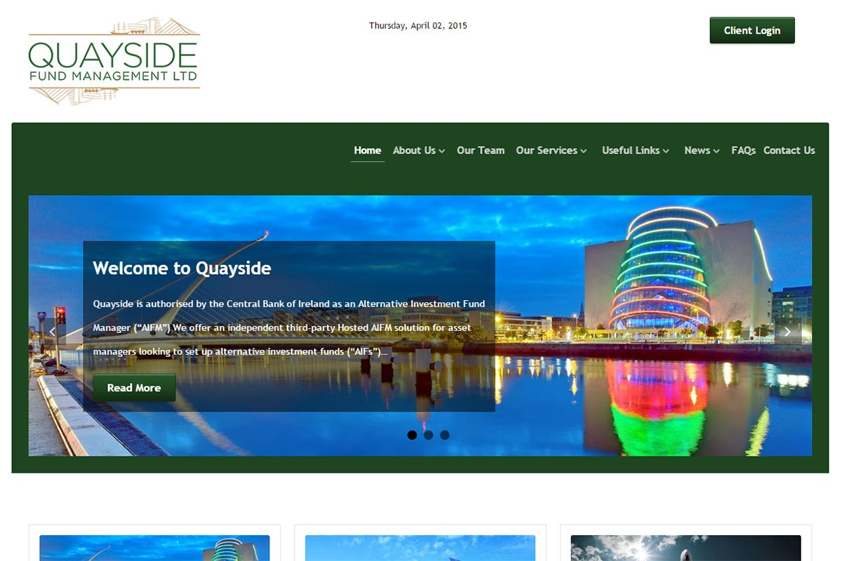 Quayside Fund Managements Ltd.