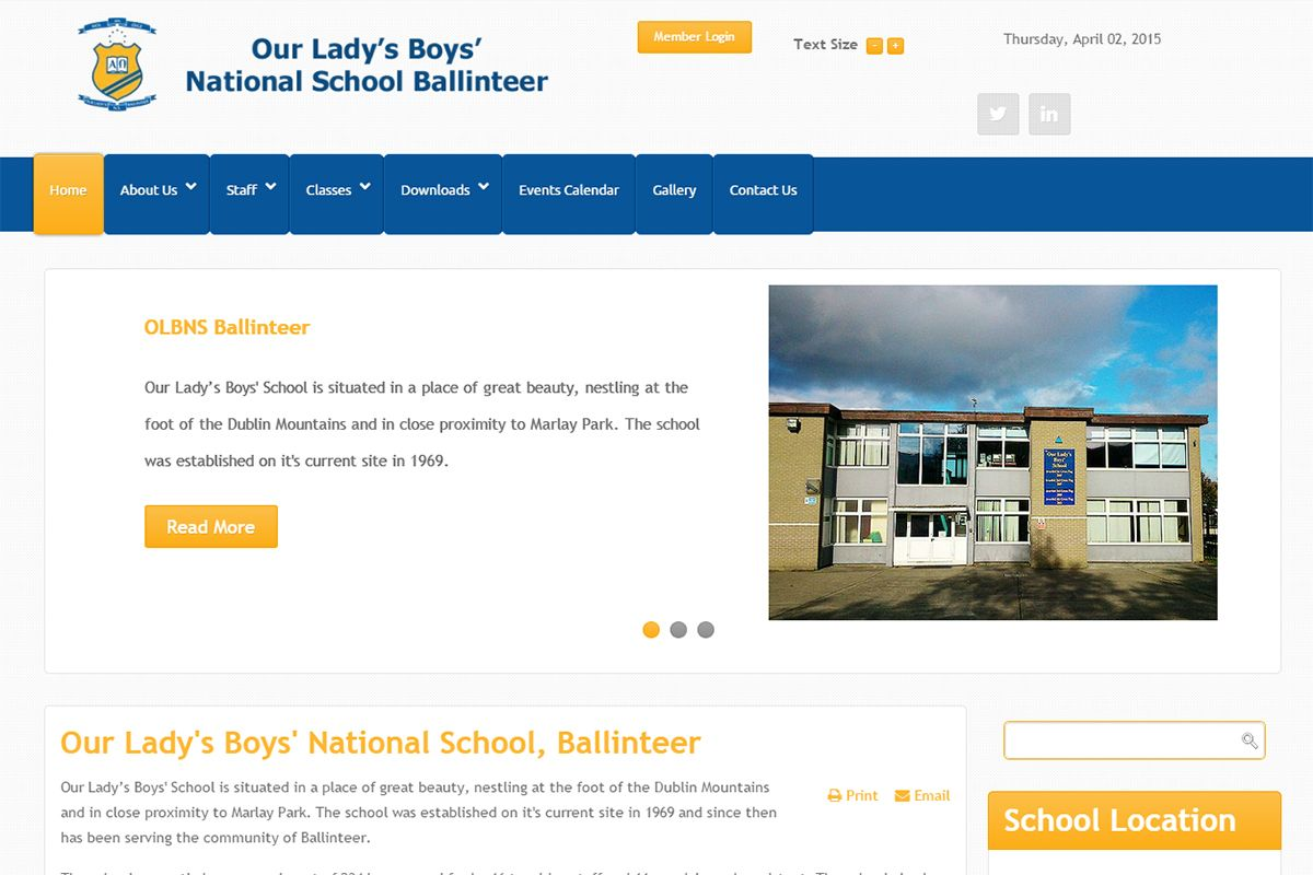 Our Lady's Body National School