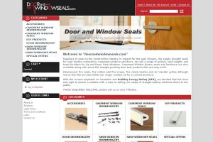 door and window seals