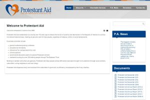 protestant aid