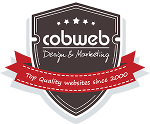 Cobweb - Purveyors of fine websites since 2000