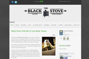 the black stove