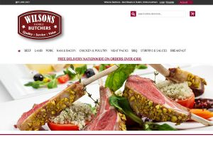 wilsons butchers