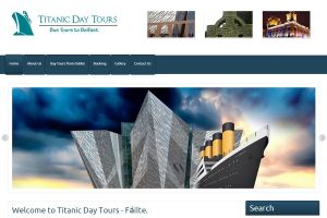 titanic day tours